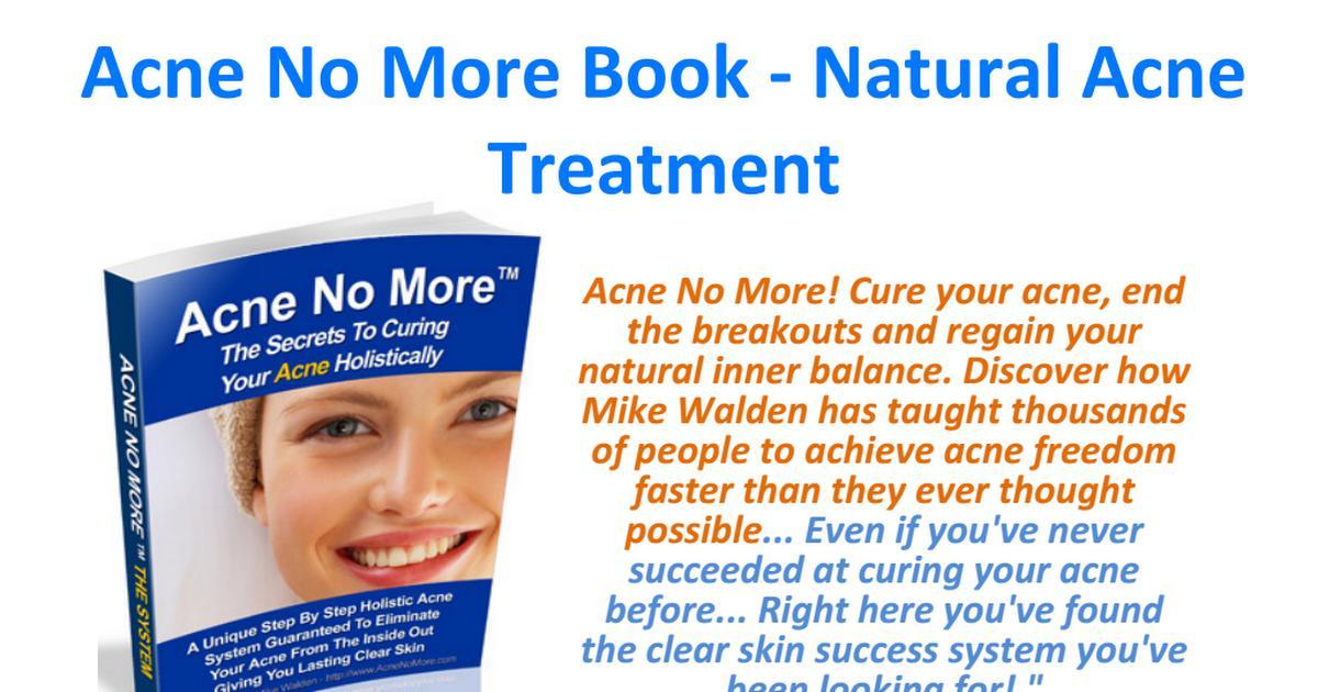 acne no more pdf kickass
