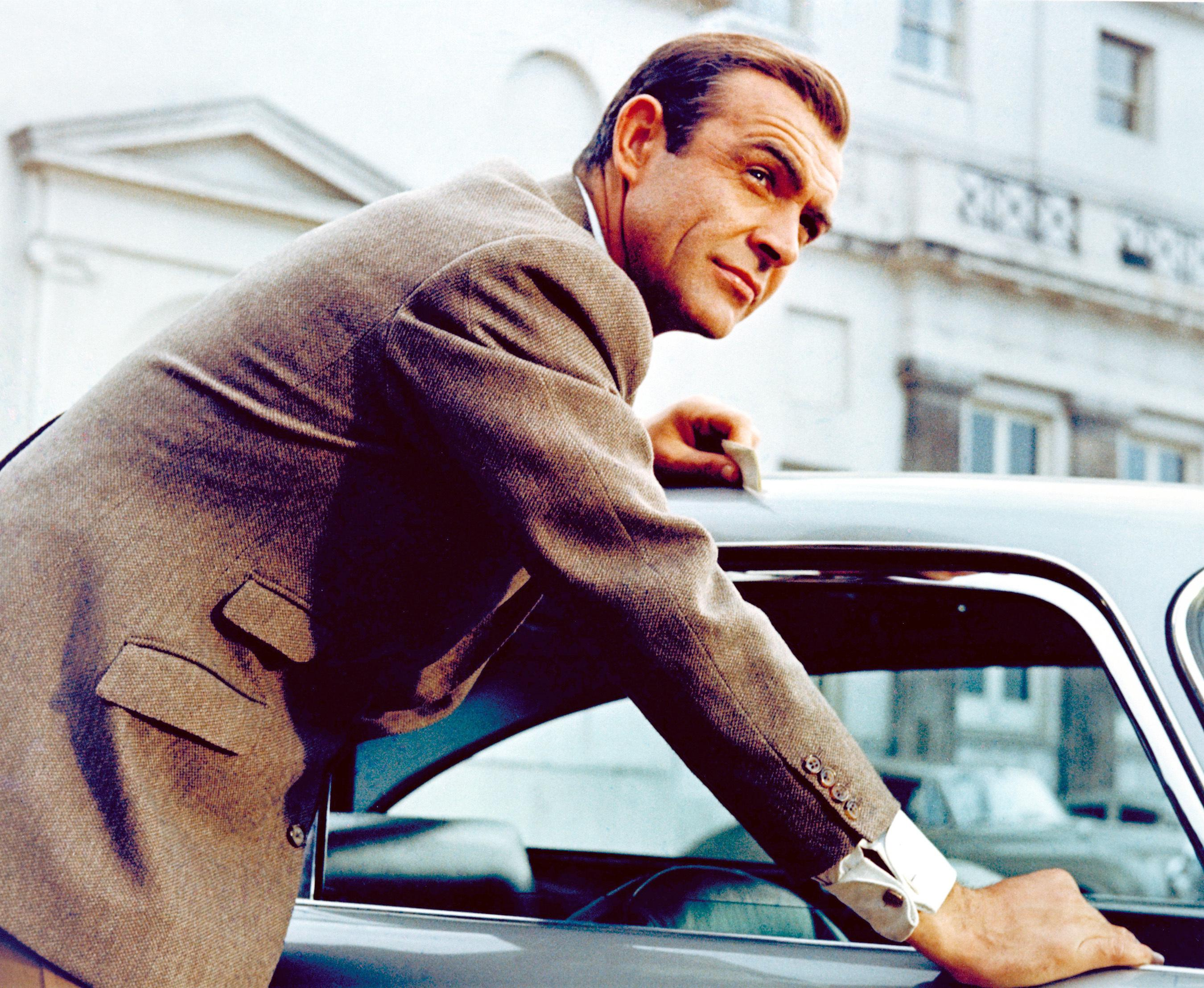 a personal opinion on sean connery as the best james bond actor