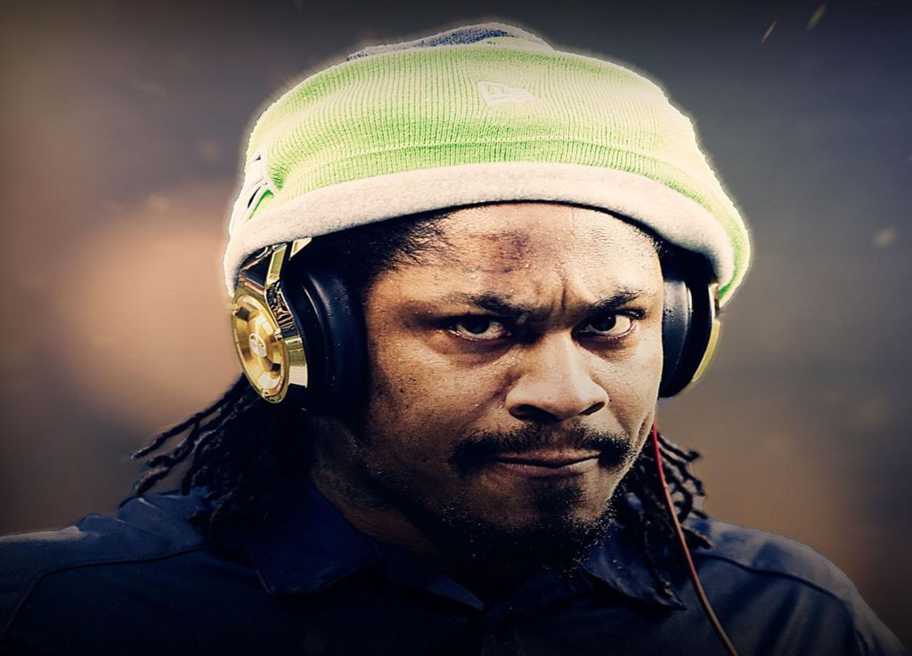 Image result for marshawn lynch confused