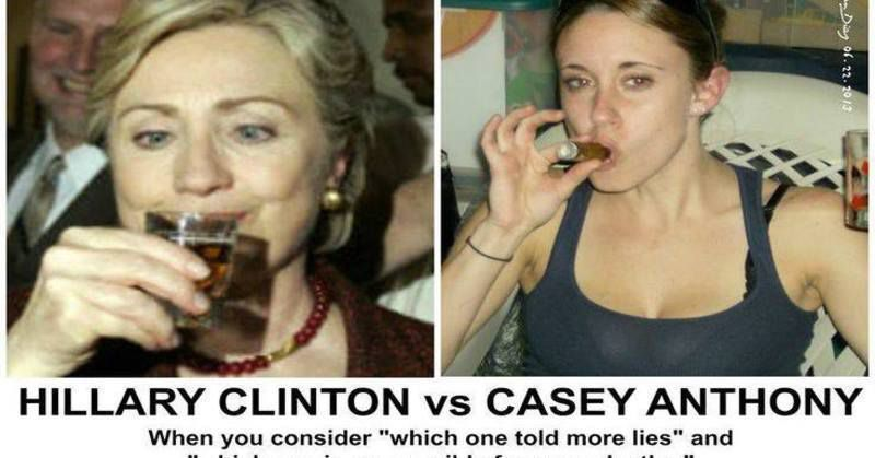 4d80ffa207e49356eeac8f69a67ad9cbabeb3851af0becbbe36a9f382f07e28b_large meme compares hillary clinton and casey anthony,Casey Anthony Memes