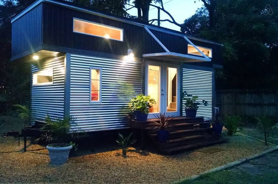 Modern Tiny House On Wheels In Orlando Fl
