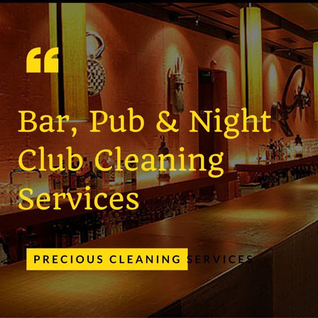 Bar Cleaning Service : Cleaning services in melbourne lockerdome