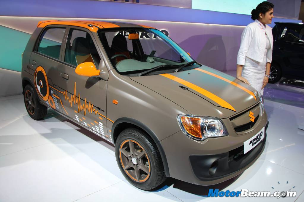 new car launches january 2015Maruti To Launch New Alto K10 With AMT Gearbox In January 2015
