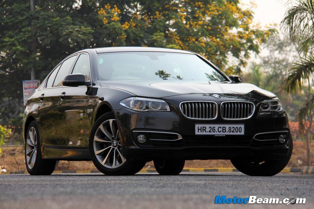 2014 bmw 5 series 520d test drive review. Black Bedroom Furniture Sets. Home Design Ideas