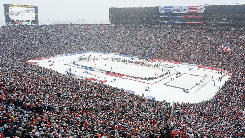 NHL Winter Classic  Wikipedia