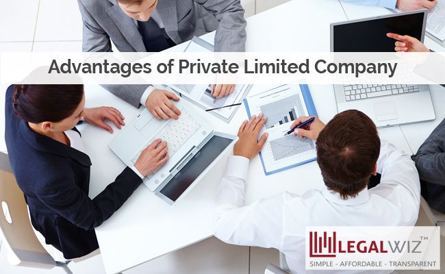 advantage of limited company