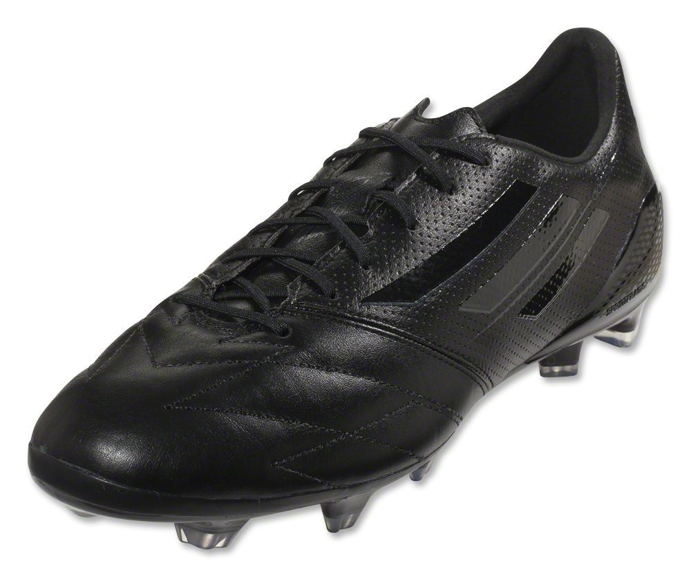 adidas f50 adizero black leather