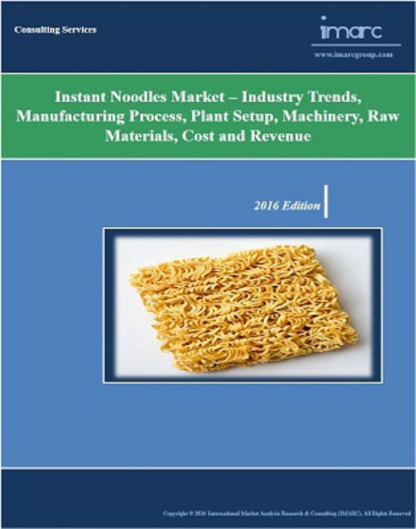 comparative study of noodles market in