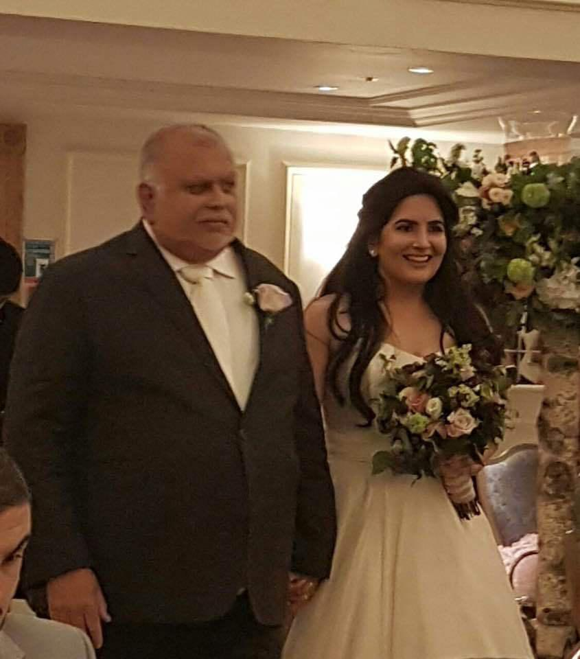 sheena ruparelia weds in a whopping sh5b send off party