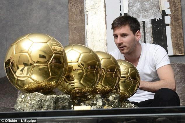 Когда определить золотой мяч