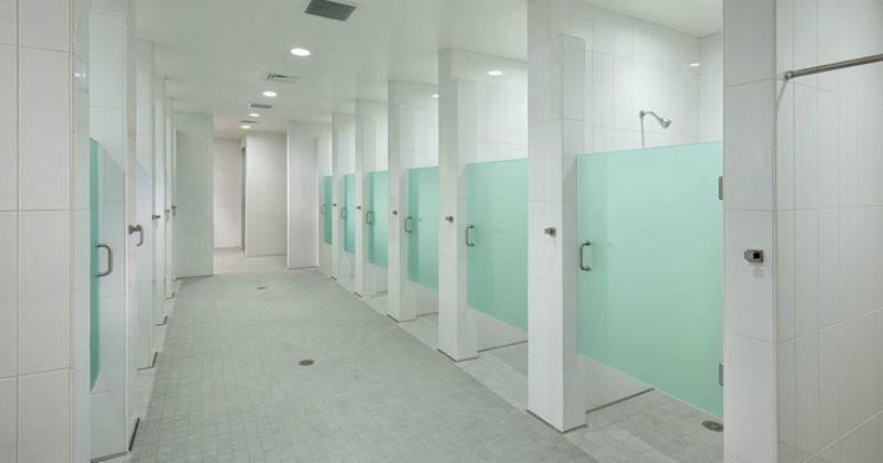 Public Shower Room Design