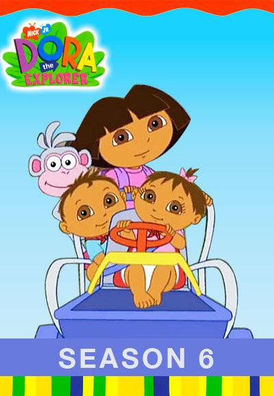 Dora the explorer season 6 wiki : Kindaichi shonen no