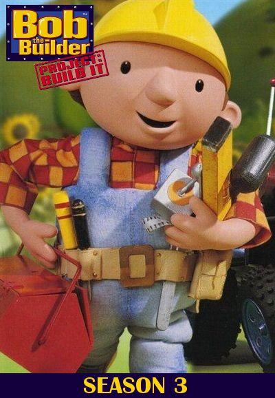 bob the builder project build it