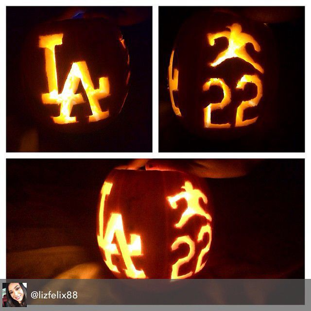 Just two days left to enter the dodgershalloween pumpkin