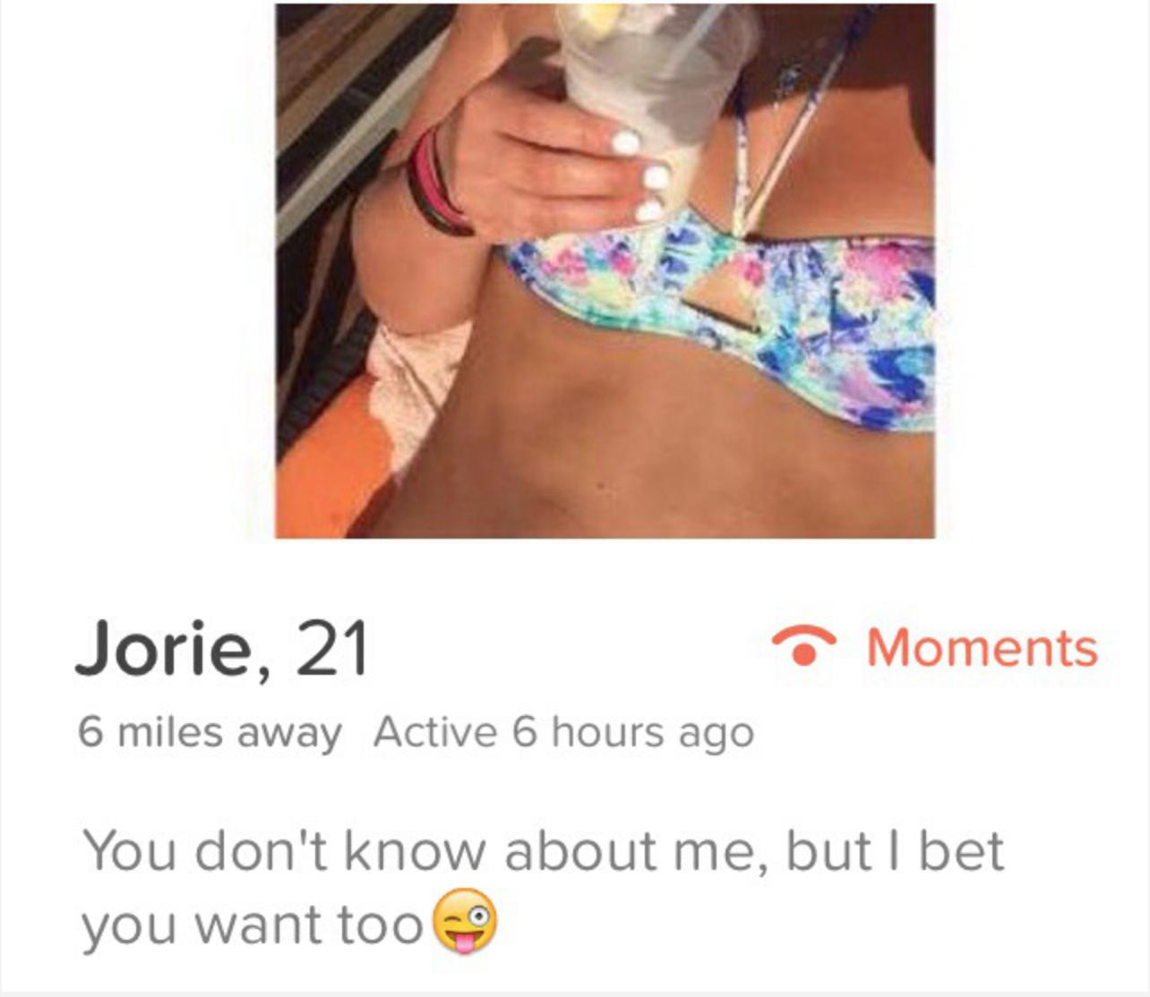 nsfw this is likely the most offensive tinder profile ever