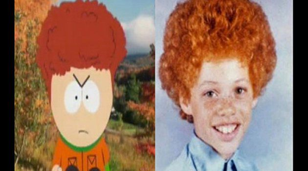 South Park Characters in Real Life - Bro My God
