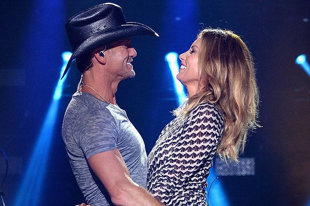 Faith Hill Responded To Tim McGraws Wedding Proposal In The Most Adorable Way Possible