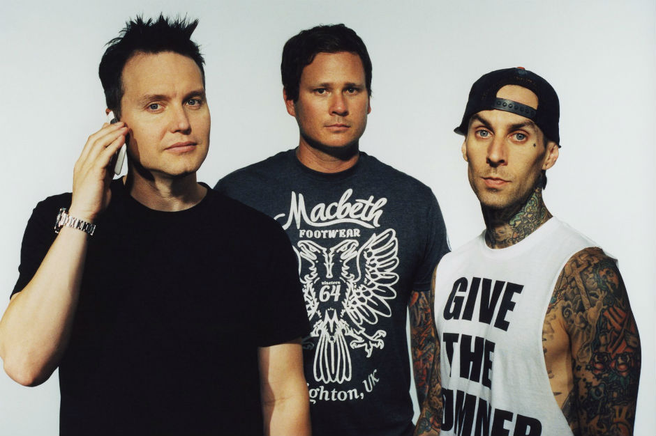 history of blink 182