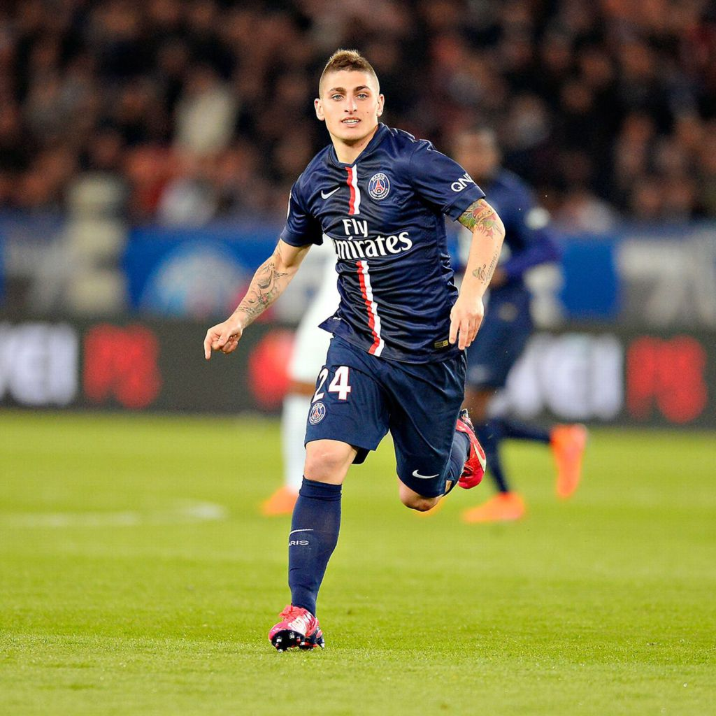 Verratti groin injury means rest ahead of PSG vs Chelsea Blanc