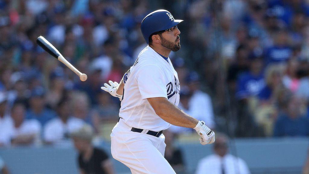 Dodgers beat Red Sox in Rob Segedin MLB debut