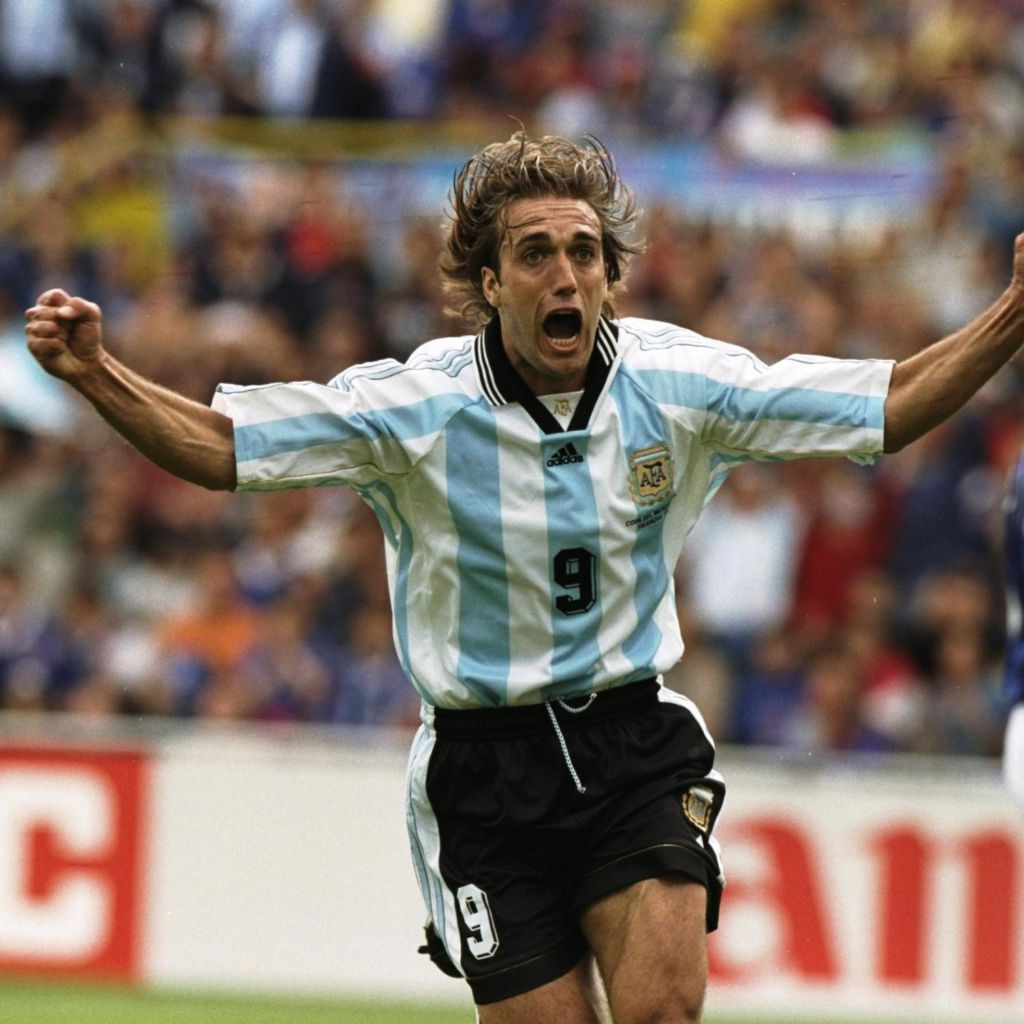 Luis Suarez Liverpool Great Reunites With Philippe: Luis Suarez Names Gabriel Batistuta As The Player He Most