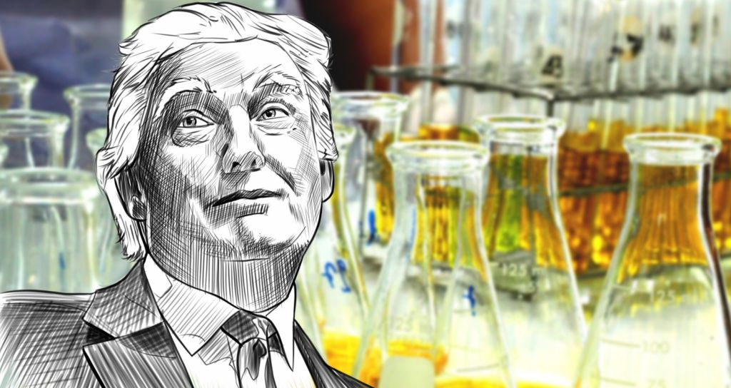 Should Trump release this stem cell breakthrough that Big Pharma wants covered up?