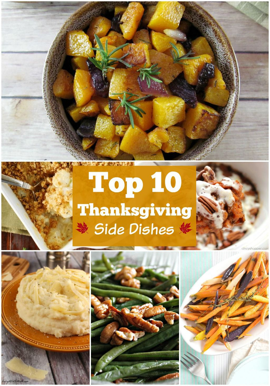 10 best thanksgiving side dishes On top 20 thanksgiving foods