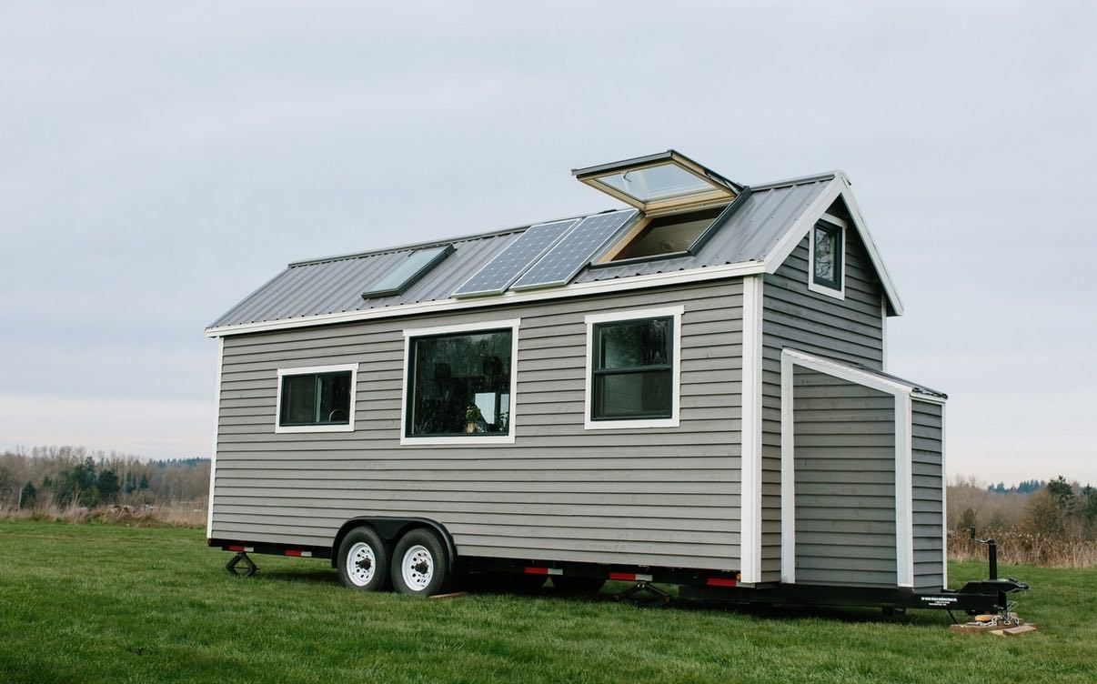 tiny heirlooms larger luxury tiny house on wheels - Largest Tiny House On Wheels