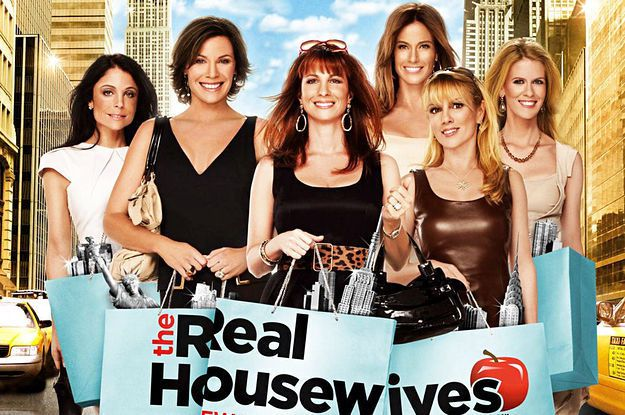 a definitive ranking of every real housewives tagline ever