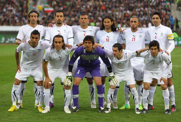 Ирана футбол чемпионат