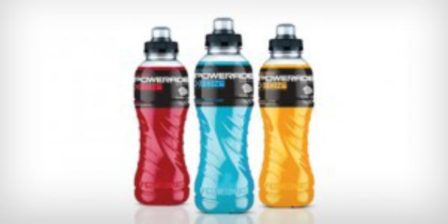 competition in energy drinks sports drinks