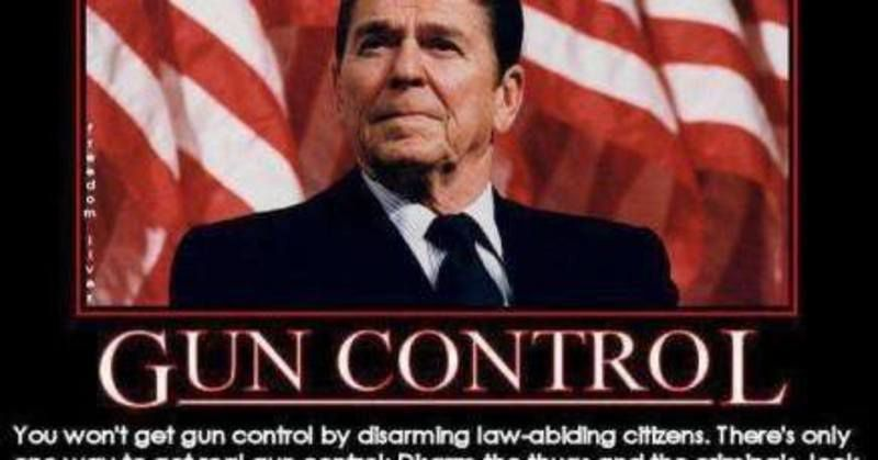 71801c90e82947a7acd01ae760a26a71a3b85fb6cb6e353434f40e7007e40d7e_large reagan's genius advice to america on obama's gun grab [meme],Obama Gun Control Meme