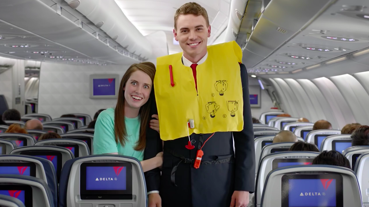 airlines and the internet