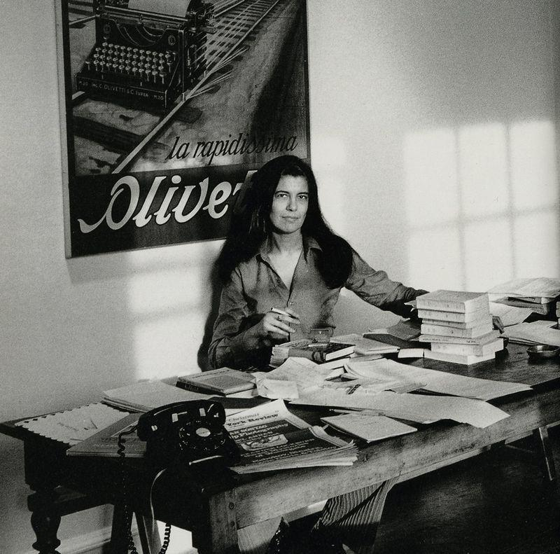 essays written by susan sontag Susan sontag tells all both ozick and paglia have written essays describing their own private agons with sontag and tablet magazine is a project of.