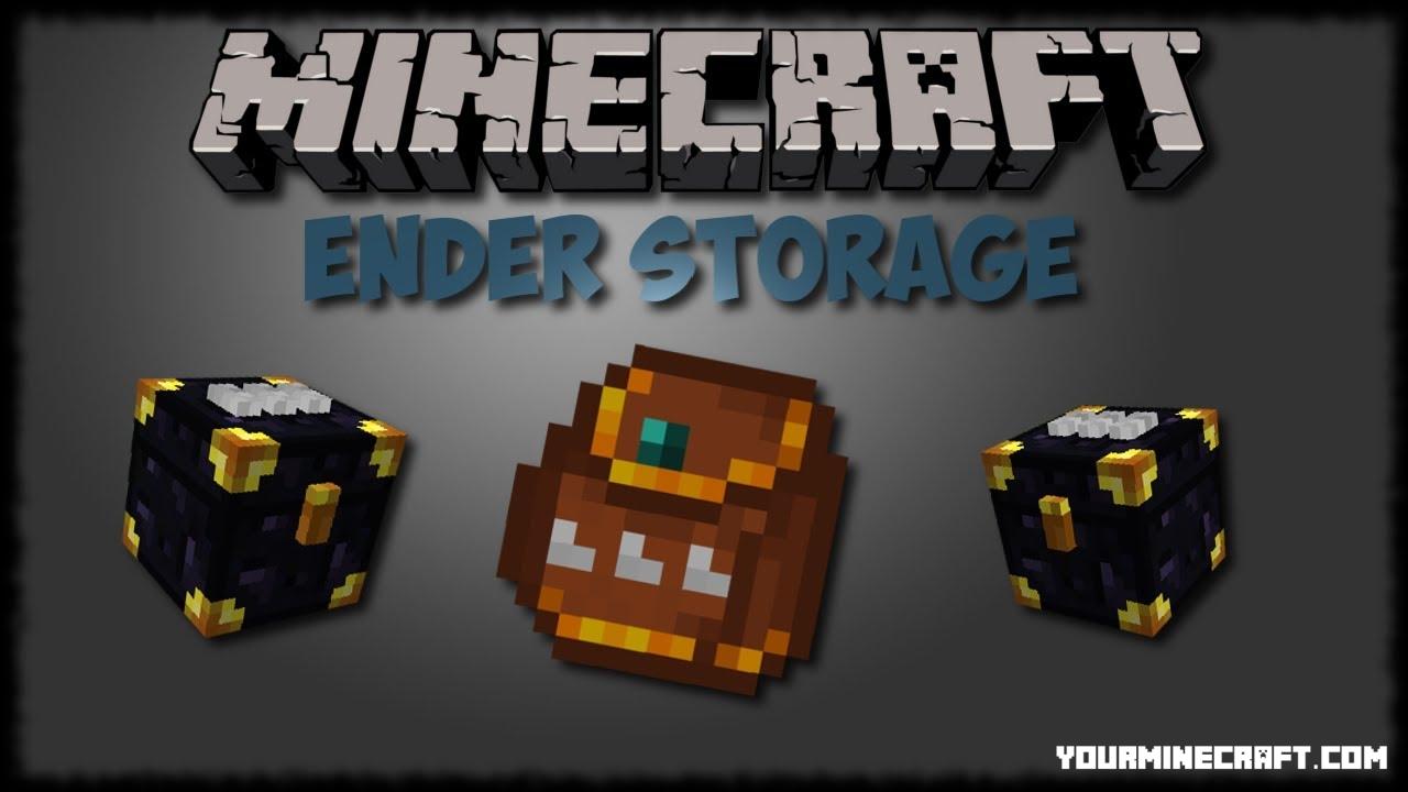 скачать мод ender storage 1.4.7 для майнкрафт 1.7.10 #7