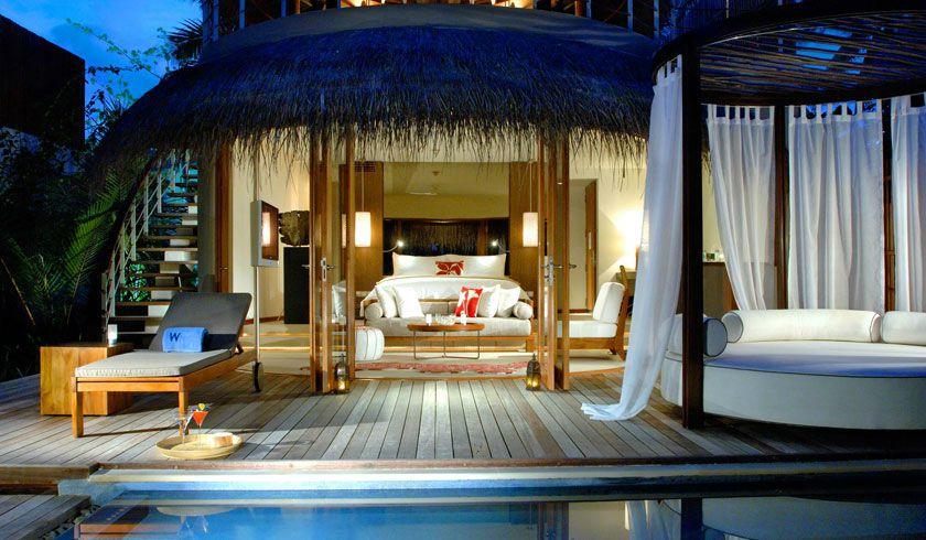 Madness Extraordinary Bedrooms Near The Swimming Pool - Beautiful madness 10 extraordinary bedrooms near the swimming pool