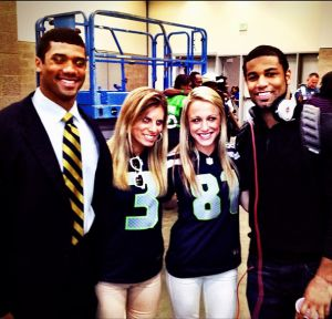Allegedly Punched Golden Tate For Sleeping With Russell Wilson's ...