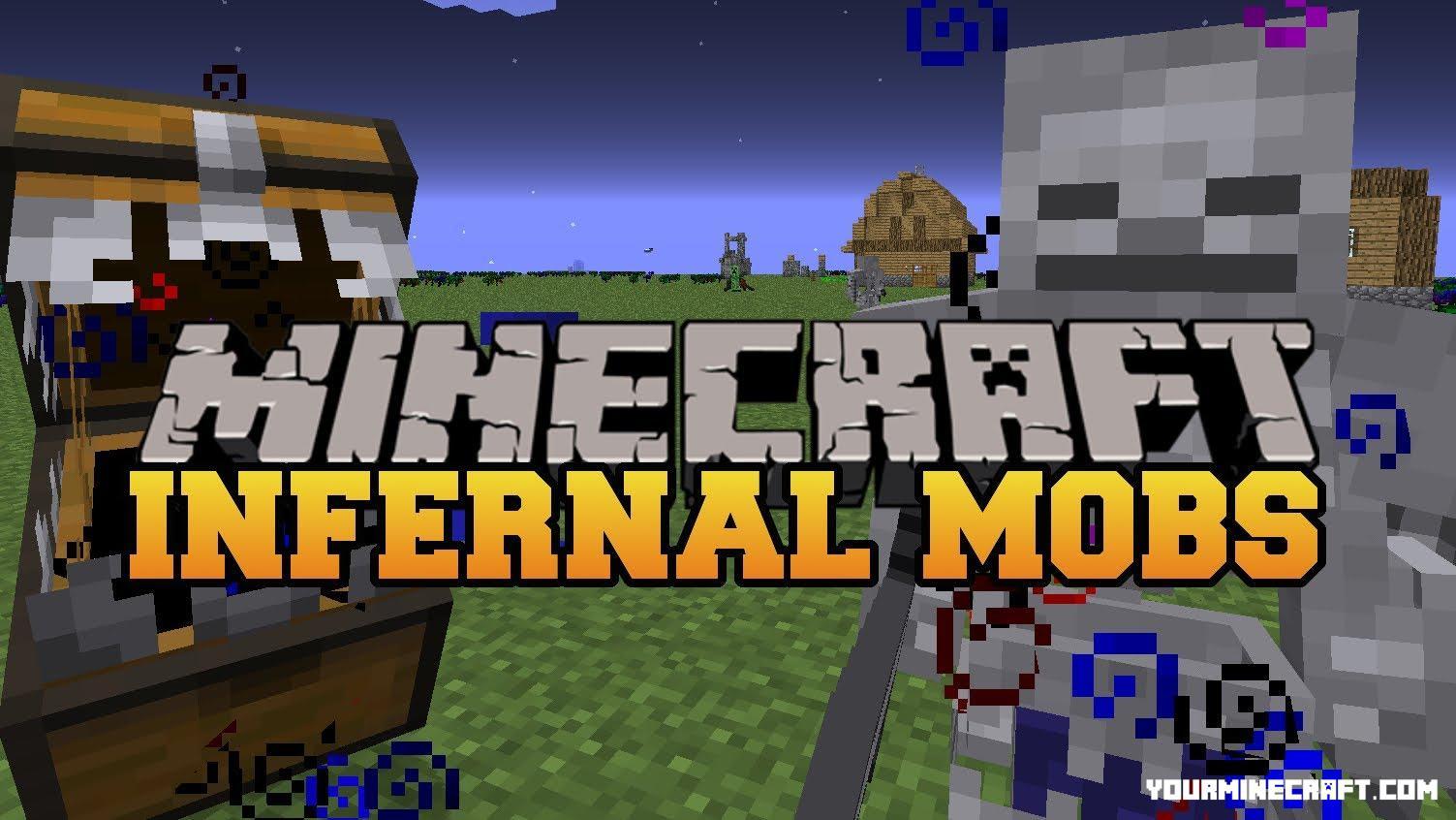 Мод на превращение в мобов в Minecraft при убийстве (Morph ...