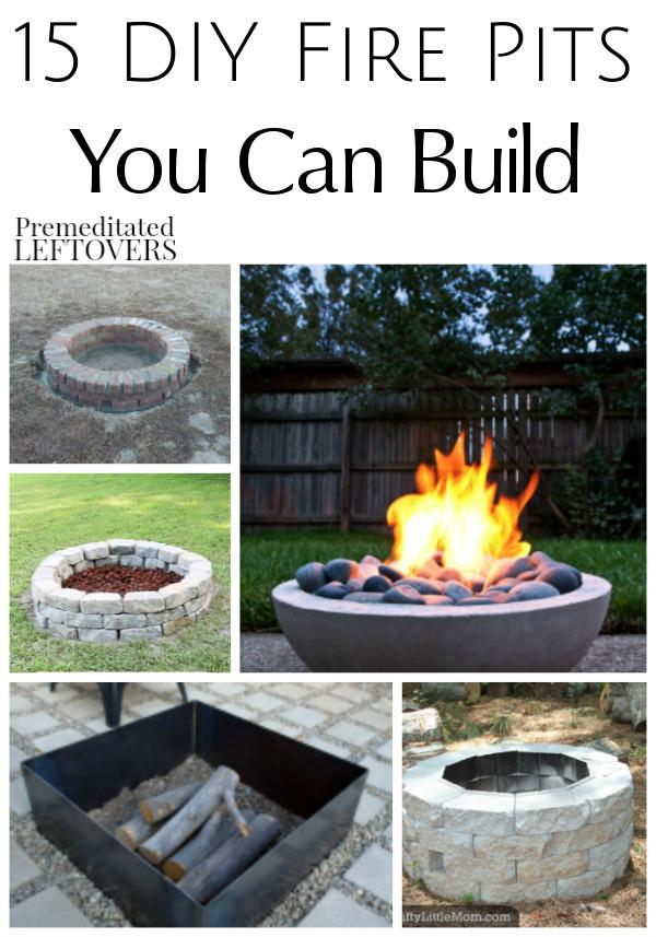 Image Result For Easy To Make Fire Pitsa