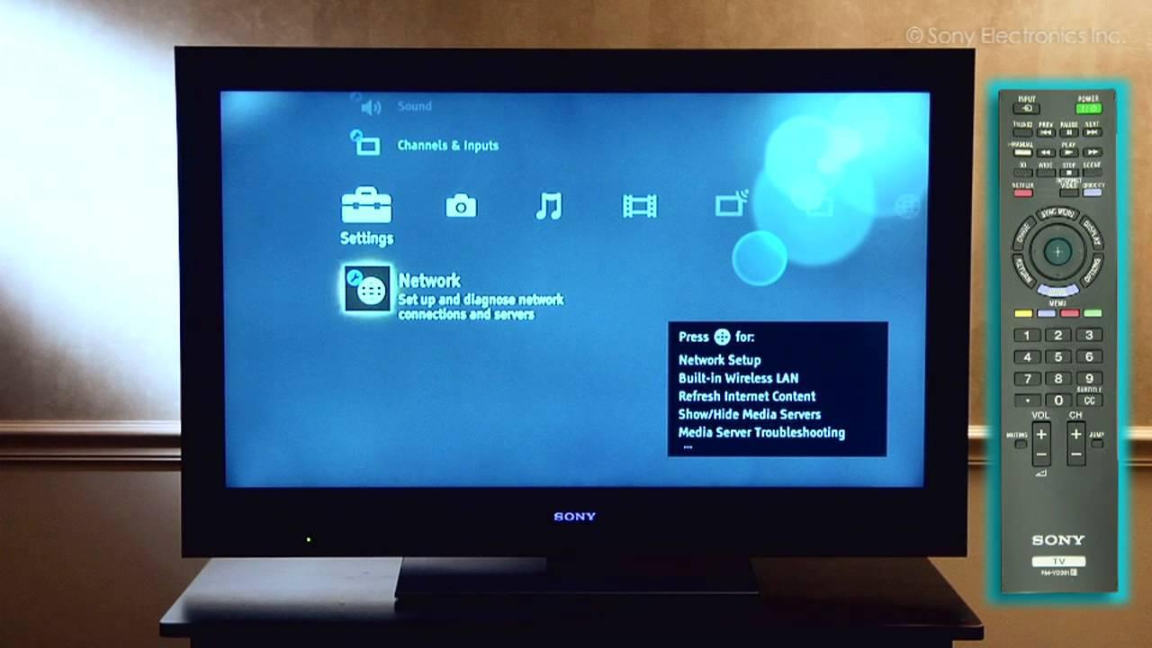 Обзор true Android TV на примере Sony 55w807c  Geektimes