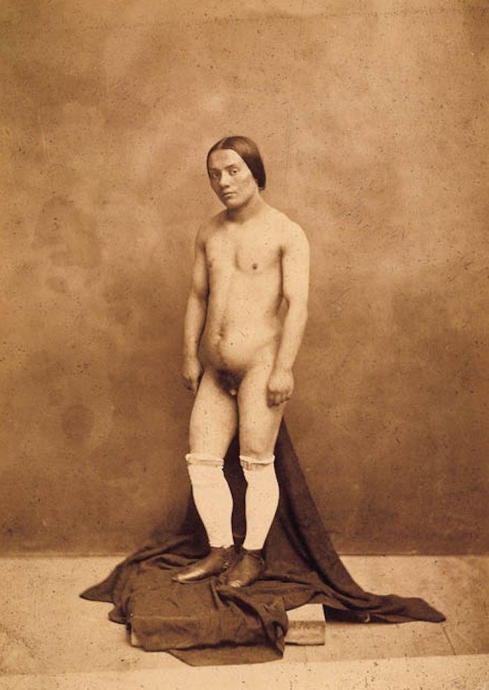 Двуполые люди голые смотреть фото