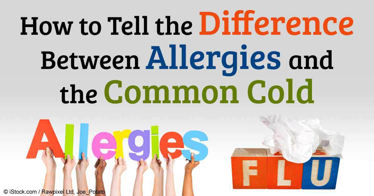 a study of the difference between an allergy and an intolerance