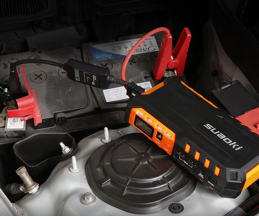 How To Jump A Car Battery By Yourself