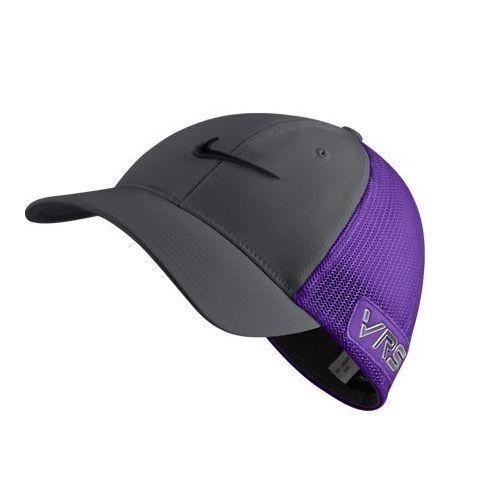 wholesale dealer 9182f ad65e ... sweden perforated cap new nike rory mcilroy tour flex fit rzn vrs l xl  dark grey