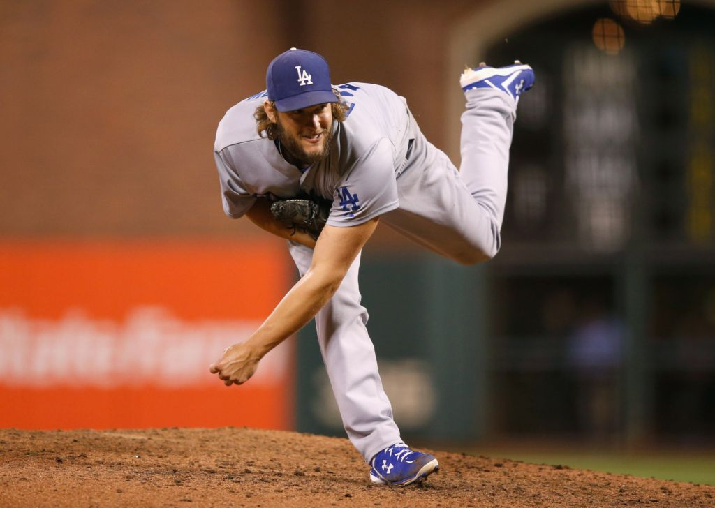 an analysis of steve dilbecks article on the awesome career performance of clayton kershaw