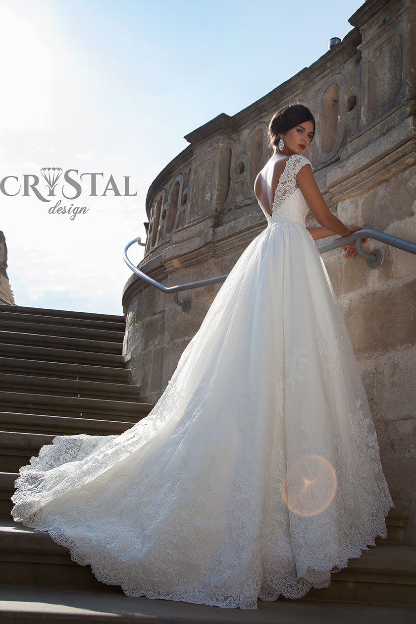 Wedding dresses by crystal design for 2015 exclusive wedding dresses by crystal design for 2015 ombrellifo Images