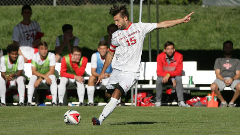 MSOC | LMU Edges Saint Mary's in Overtime Match