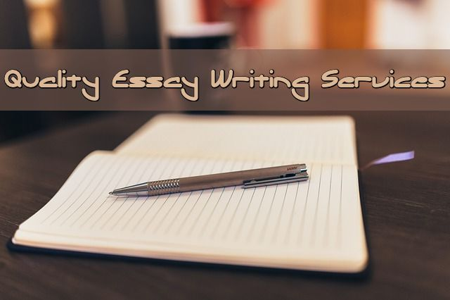 Essay writing services online money