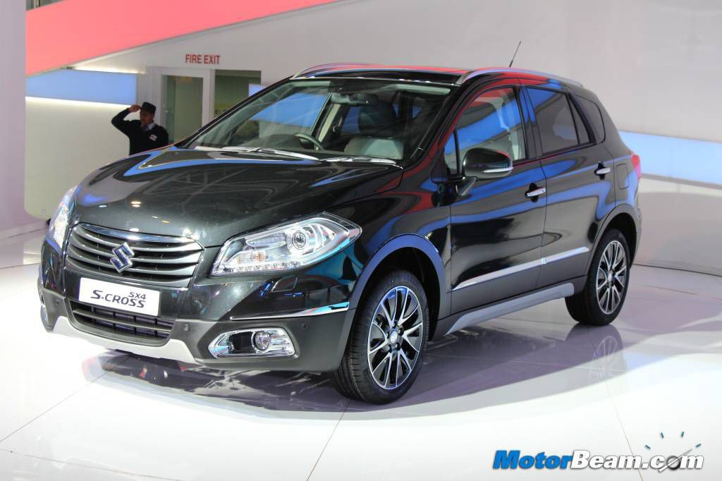 new car launches january 2015To Launch SCross By End January 2015 In India