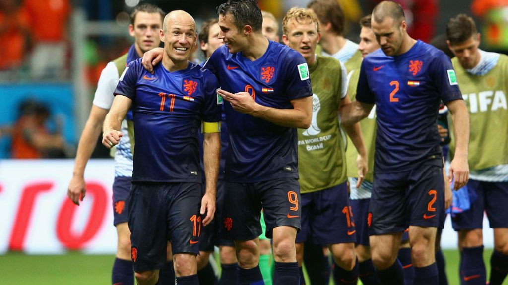 Netherlands vs. Chile odds, Brazil vs. Cameroon betting ...